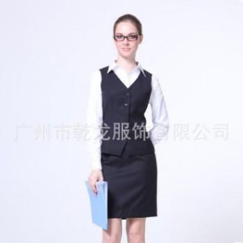 定做女式职业女裙套装 白领修身女士职业装 办公OL通勤时尚职业装