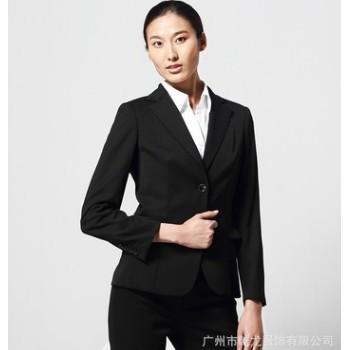 女式职业装套装定制 时尚休闲办公职业装套装 OL气质会议职业装