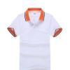 翻领短袖T恤企业工作服logo广告文化衫定制印字polo衫定做班服