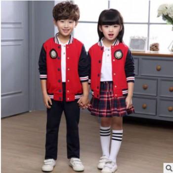 英伦风套装幼儿园园服学生校服儿童班服