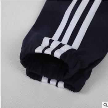 厂家直销运动裤 学生运动班服校服裤子 男女生体育运动长裤定制