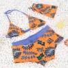 新款流行时尚的儿童比坚尼批发 温泉游泳2-16岁儿童泳衣