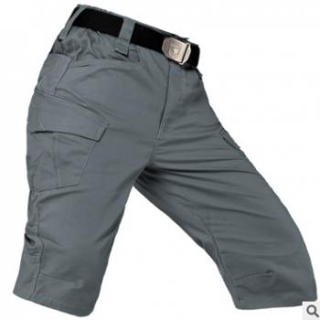特种兵短裤 工装裤 男纯棉弹力军训裤 短裤 现货批发 量大从优