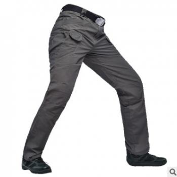 现货IX7战术裤春夏特种兵军迷特训军迷工装裤通勤耐磨防刮多口袋