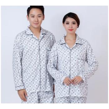 医院专用病号服 病人衣长袖 病员服套装可高温消毒