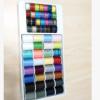 跨境电商热卖缝纫旅行套装线盒底线面线家用家庭必备彩色线60 PCS