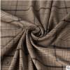 厂家热销 tr格子 色织纬弹千鸟格 西装服装布料 支持定制