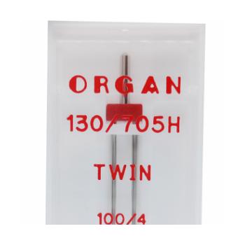 日本风琴牌双针 原装进口 家用缝纫机专用12号/14号/16号 4mm双针