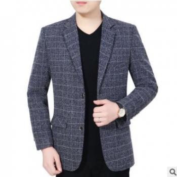 男士西装 厂家直销 可加工定制休闲西装 专业生产销售各类服装