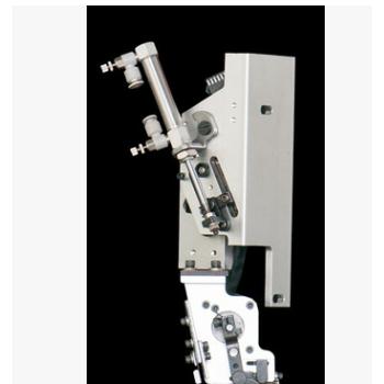 缝纫机单亮片装置