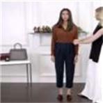 欧美时尚服装搭配师教你搭配 秋冬做一个会穿衣的上班族 (0播放)