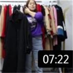 2019年最新精品女装批发服装批发时尚服饰时尚女士百分百双面羊绒大衣20件起批 (35播放)