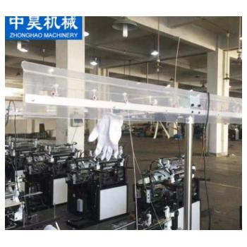 全自动电脑编程手套编织机 纱线手套编织纺织设备机器设备生产