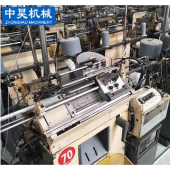 全自动高速编织劳保手套机 魔术二手手套纺织机 线手套机械配件