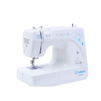 蝴蝶缝纫机JH8190S电动锁边吃厚台式多功能家用缝纫机
