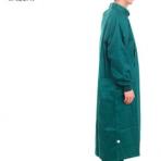 批发优质洗手衣纯棉短袖长袖分体隔离衣洗手衣短袖涤棉涮手服