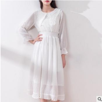 批发连衣裙贴牌加工定制来图来样打版打样私人高级定制源头厂家