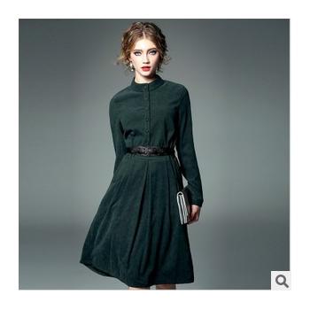 【梭织】连衣裙来样、贴牌、来图加工