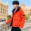 港风2019潮流新款男士棉衣外套冬季青年韩版修身棉袄加绒加厚棉服