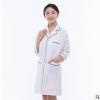 精品韩版医生工作服长袖白大褂美容服护士服劳保服工装男女
