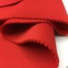 现货弹力太空层针织布 太空棉棒球服卫衣服装面料 真空夹丝太空棉