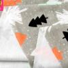 工厂现货批发针织印花精梳棉面料孕妇童装印花纯棉睡衣布料可定制