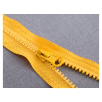 现货树脂拉链开尾闭尾双开拉锁拉头定制服装羽绒服拉链批发