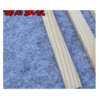 厂家直销字画装裱材料裱画材上等松木天杆 天杆 画轴杆上杆