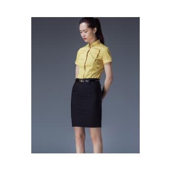 衬衫白领正装定制 厂家直销现货批发工装职业女裙套装显瘦职业装