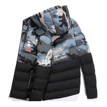 男士冬季棉衣外套2019年新款韩版潮流加绒加厚冬装棉袄子棉服