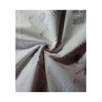 订单生产全棉40/133*100防羽布轧光预缩全工艺透气度25-28素色印