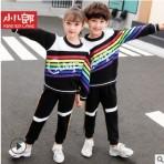 中小学生校服秋冬春套装新款2019儿童运动会一年级班服幼儿园园服