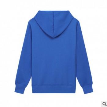 厂家直销批发卫衣4W005T1-360克毛圈套头女装纯色休闲卫衣供应