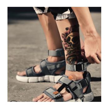 2019年夏季新款悟道凉鞋男越南凉拖鞋潮流时尚运动罗马凉鞋男鞋子
