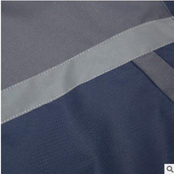 反光条三合一空白冲锋衣 可切换羽绒内胆摇粒绒内胆 可印字印花