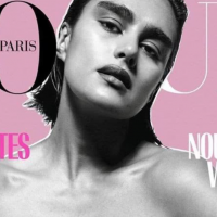 Chanel首位M号模特,身材匀称大方自信,向世界宣告微胖也很美