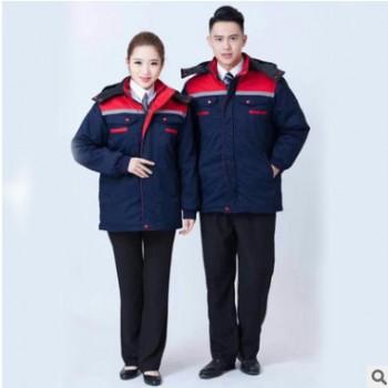 男女长短袖劳保工作服套装 车间工装冲锋衣工衣定制定做厂家直销