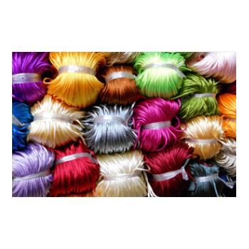 低价现货出售彩色韩国线韩国丝 环保中国结绳玉线 支持小额批发