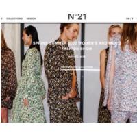 意大利 N°21 品牌创始人谈疫情中的独立设计师生活
