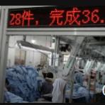 广东广州:服装厂今天第一次开流水线,大家手忙脚乱的,这样做流水感觉 (728播放)