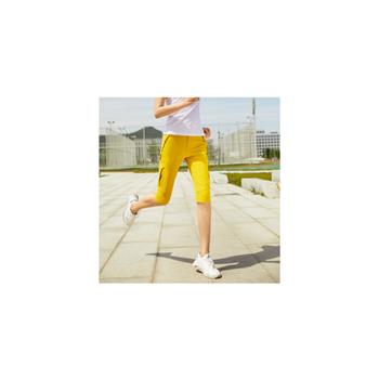 厂家直销速干弹力短裤女夏季七分速干裤透气轻薄款户外休闲运动裤