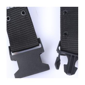 厂家批发S腰带定制户外战术腰带军训腰带 劳保腰带量大从优