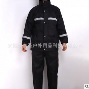 厂家直销牛津布分体雨衣雨裤套装户外摩托车骑行反光衣防水服定制