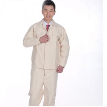 金瑞电焊工作服套装 纯棉加厚帆布防护服 劳保服专业焊工服