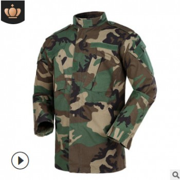 Fronter 法尔丹工厂直销 美军ACU二代套服外军迷彩作训迷彩服套装