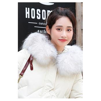 2019冬装新款女士羽绒棉服韩版修身中长款加厚棉衣女大码外套
