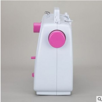 批发508袖珍迷你缝纫机家用电动多功能缝纫机 sewing machine