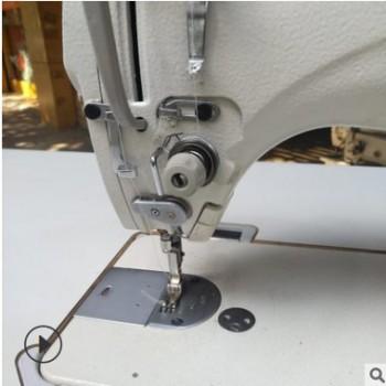 杰克二手电脑平车玩具服装平缝机工业缝纫设备直驱自动缝纫一体机