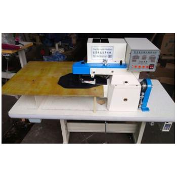 厂家直销全自动上胶折边机 笔记本鞋面皮革皮具自动上胶机