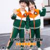 幼儿园园服春秋装儿童班服秋冬英伦三件套装运动服小学生校服